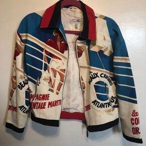 Apriori Jacket size 6 Beaux Crosieries
